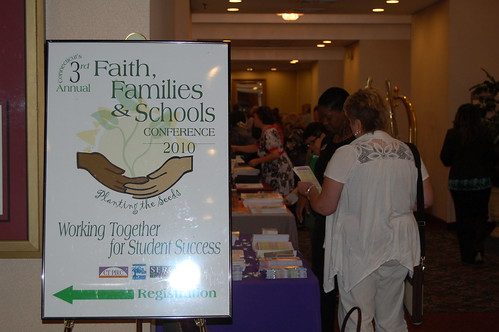 3rd Annual Faith, Families & Schools Conference held in Cromwell, Connecticut