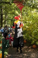 Halloween Hoorah at The New York Botanical Garden