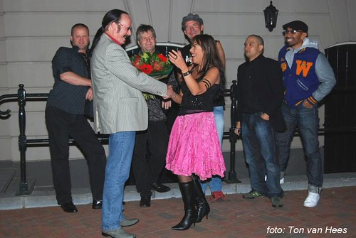 MARIELLA TIROTTO & THE BLUES FEDERATION WINNAAR DUTCH NATIONAL BLUES AWARD 2010