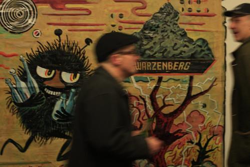 Stinky vs. Haus Schwarzenberg