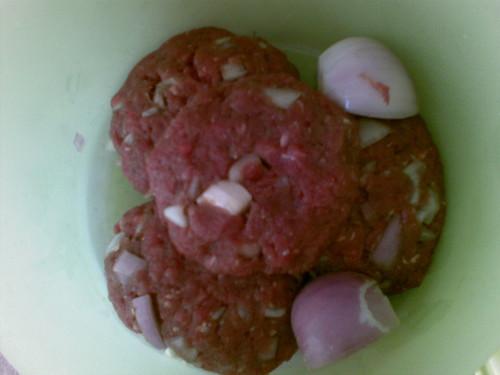 Bukkake Burger