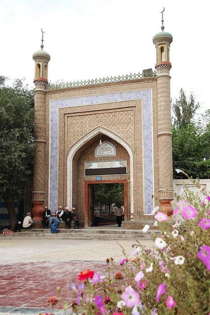 ヤルカンド、アルトゥン・モスク