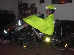 Cruzbike rain configuration (G.R.R.) Tags: bike bicycle recumbent streamer fairing carradice raincape hpvelotechnik proroute cruzbike sofrider