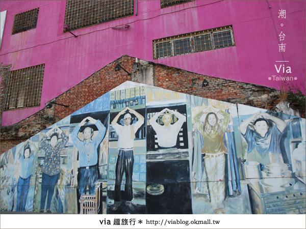 【台南】台南海安路藝術街~必拍的台南景點!15