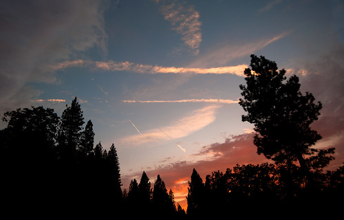 Sierras Sunset