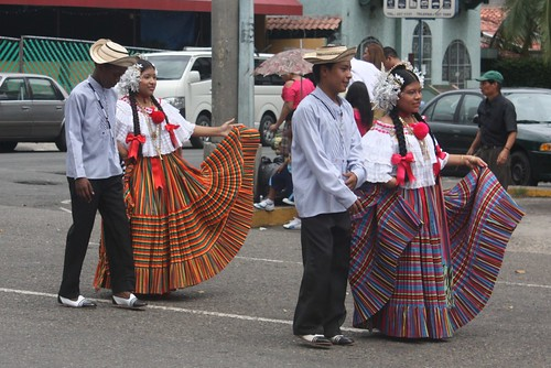 panamanian traditional dress