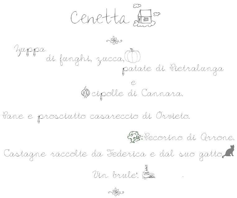 Cenetta