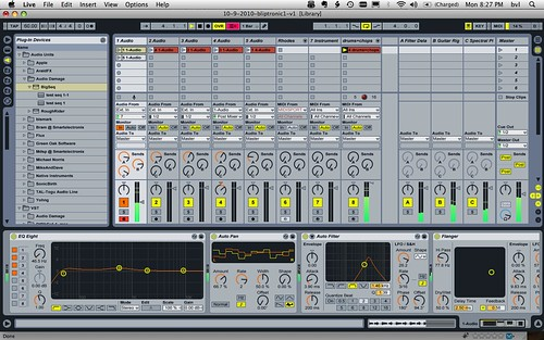 Ableton Live session for Bliptronic 5000