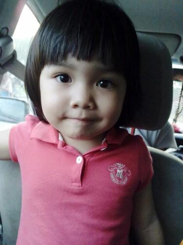 Being Husna Hadzarami Sepetang Bersama Cina Gemok Garang - Gaya rambut pendek budak perempuan