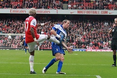Ouch!- Alexander Song and Lee Bowyer
