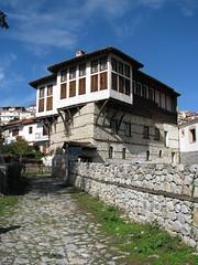 Folclor Museum Kastoria (stefg74) Tags: lake water free greece macedonia kastoria freeuse greecemacedonia