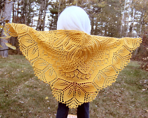 Namid's Golden Shawl