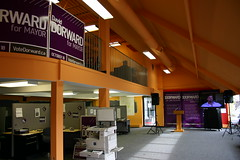 David Dorward Campaign Office
