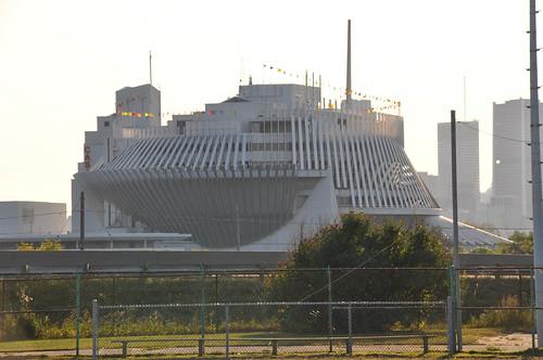 Vista exterior del Casino de Montreal