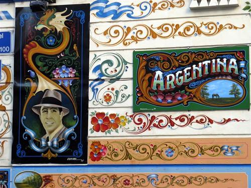 Pasaje Carlos Gardel
