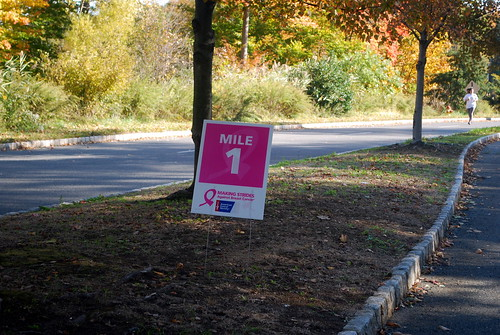 First Mile Marker