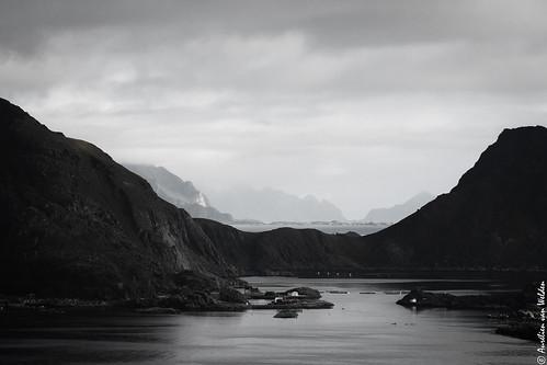 Lofoten - view from Ballstad
