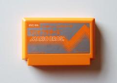 Famicom 'Mario Bros' (bochalla) Tags: game japan nintendo mario videogame nes cart mariobros import famicom cartridge