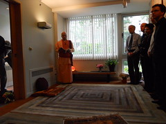 Center for the Study of World Religions Meditation Space Dedication, October 4, 2010