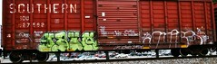 IMG_5903 (mightyquinninwky) Tags: railroad graffiti tag graf tracks railway tags tagged railcar rails boxcar graff graphiti freight trainart fr8 railart boxcarart freightart taggedboxcar paintedboxcar paintedrailcar taggedrailcar