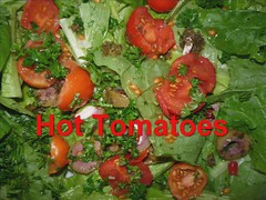 Hot Tomatoes - Stop Motion Animation (holistic.hen) Tags: food windowsmoviemaker organicgarden djangoreinhardt stephanegrappelli panasoniclumix stopmotionanimation organictomatoes growyourownanimation thehotcluboffrance