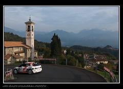 Abarth Grande Punto S2000 - Rossetti-Chiaricossi (2) (Silvan72) Tags: como car sport rally tokina1224 aci cir nikond80 racingabarth