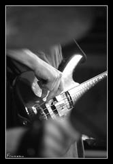 Doppio ritmo (*kikka83*) Tags: blackandwhite bw music ben guitar jazz bn musica batteria biancoenero chitarra circolofotograficopaullese