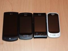 LG Handys