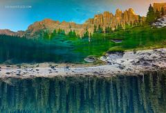 Lago di Carezza (lucagiustozzi.com) Tags: luca giustozzi