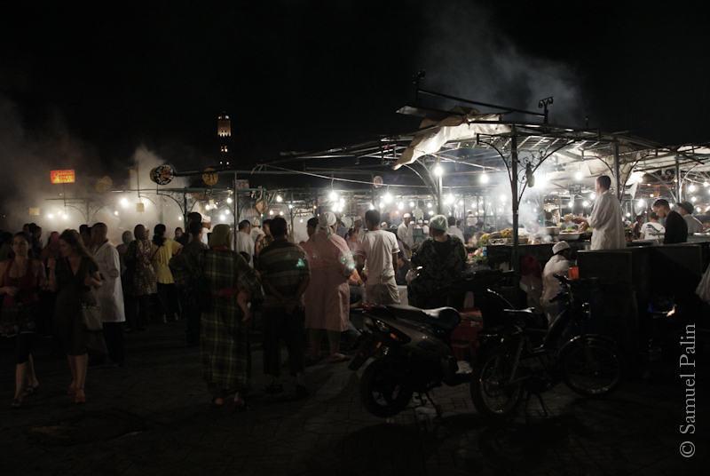 Djemaa el Fna, Marrakesh, Morocco