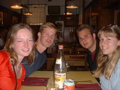 DSCF0029 (lilbuttz) Tags: italy restaurant courtney tracytripp jasonnederveld jonguilford accentflorencespring2002