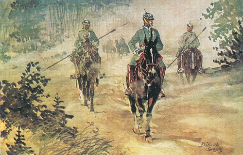 J Z Pferde patrol