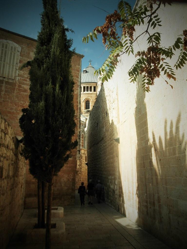 Mt. Zion, Jerusalem