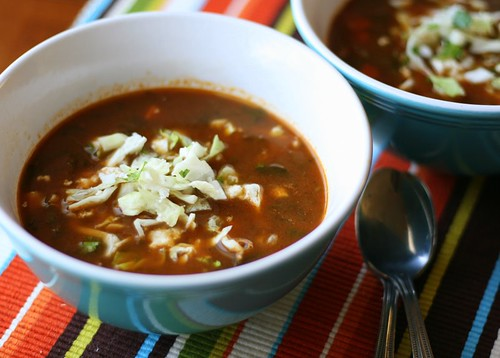 Beso's Tortilla Soup
