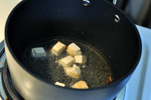 Mocha Tofu Chili