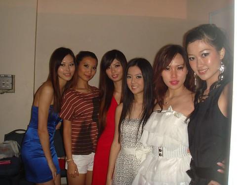 Grace Chew,Jolene Tan,Siao Hui,Chee Li Kee,Renee Ng,Carmen Liew
