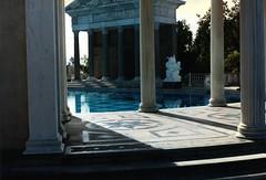 NEPTUNE Pool, Hearst Castle - California, USA (BudCat14/Ross) Tags: ca pools temples sansimeon hearstcastle