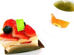 Strawberry Shortcake, Flor Patisserie
