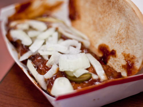 McRib undressed