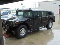 Armored Bullerproof Hummer H1