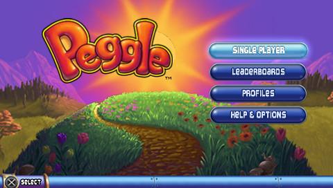 Peggle PSP