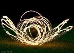 DSC_2571 (helfung) Tags: longexposure lightpainting bondi night painting fire lights sydney australia nsw poi bondibeach longshutter firetwirling