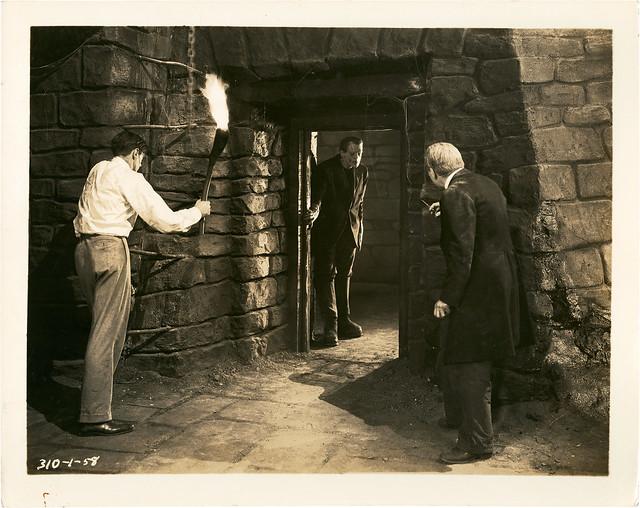 Frankenstein (Universal, 1931) 25