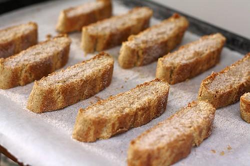 Cinnamon Toast Biscotti