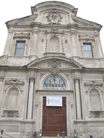 Iglesia de la Sta Trinita