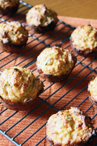 muffins for dinner. true story.