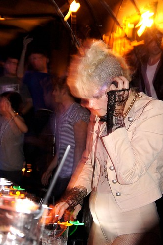 Peaches Djing @ Goa Club, Roma