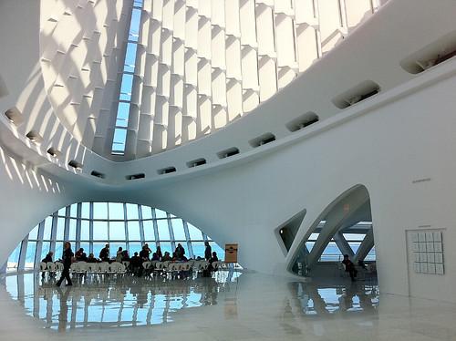 Quadracci Pavilion Lobby