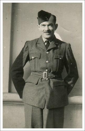 1945: Joe Knott in Italy