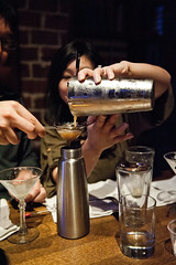 JOH_9194 (star5112) Tags: sanfrancisco bar beverage whiskey class rye drinks alcohol foam future shaker cocktails isi speakeasy liquidnitrogen bourbonbranch molecularmixology